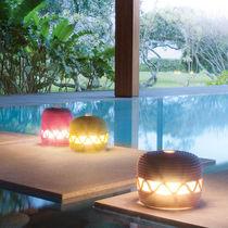Lámpara de suelo / moderna / de exterior / de jardín