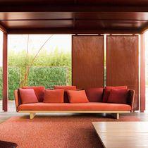 Sofá modular / de esquina / moderno / de jardín