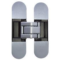 Bisagra de acero de alta resistencia / para puerta / invisible