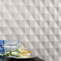 Baldosa 3D / de interior / de pared / de gres porcelánico