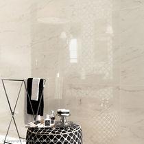 Baldosa de interior / para baño / de suelo / de cerámica
