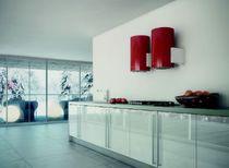 Campana de pared / de diseño original / con iluminación integrada