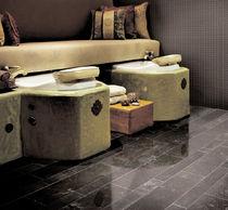 Baldosa de interior / de suelo / de gres porcelánico / pulida