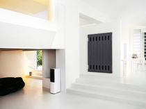 Radiador de agua caliente / horizontal / de aluminio / de pared