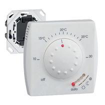 Termostato para calefacción / mecánico / empotrable de pared