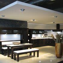 Foco empotrable de techo / de interior / HID / redondo