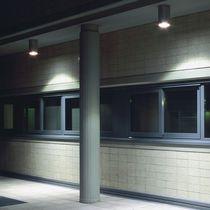 Downlight montado en superficie / para exterior / HID / fluorescente compacta