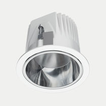 Downlight empotrable / LED / redondo / de aluminio fundido