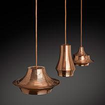 Lámpara suspendida / moderna / de aluminio / de cobre