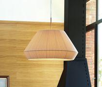 Lámpara suspendida / moderna / de hierro / de interior