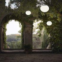 Lámpara suspendida / moderna / de vidrio / de jardín