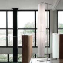 Columna luminosa moderna / de metal / de tela / de poliéster