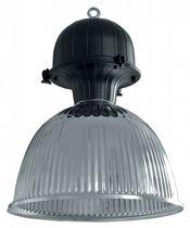 Luminaria suspendida / de yoduros metálicos / redonda / de aluminio