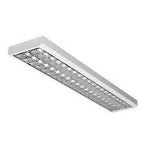 Luminaria empotrable de techo / LED / lineal / de aluminio