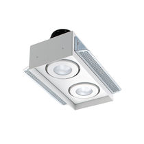 Downlight empotrable / LED / cuadrado / rectangular