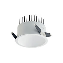 Downlight empotrable / LED / redondo / cuadrado