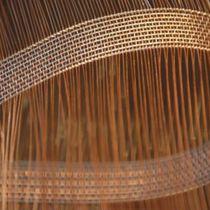 Tela metálica tejida para tabique / de acero inoxidable / de cobre / de malla larga