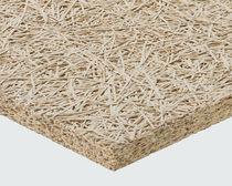 Panel acústico para loseta de falso techo / para falso techo / mural / de madera