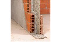 Tabique fijo / con aislamiento térmico / acústico