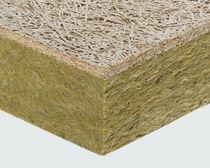 Aislante térmico / termoacústico / de lana de roca / de lana mineral