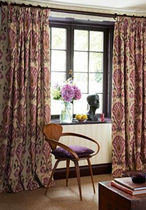 Tela para cortinas / decorativa