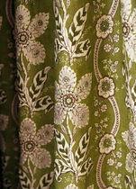 Tela para cortinas / de flores / de seda
