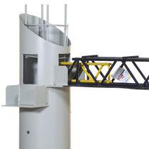 Viga mixta / autoportante / de hormigón prefabricado / de acero