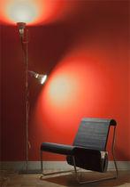 Lámpara de pie / moderna / de aluminio / de hierro