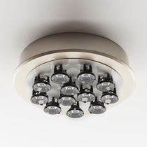 Downlight montado en superficie / LED / redondo