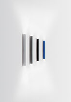 Aplique moderno / de aluminio pintado / LED / IP20