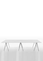 Mesa moderna / rectangular / de Ross Lovegrove