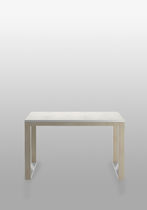 Mesa moderna / de madera / rectangular / de Matali Crasset