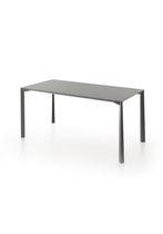 Mesa moderna / de madera / rectangular / cuadrada