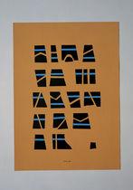 Impresion con pigmentos / sobre papel