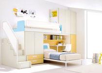 Habitación para niños unisex / naranja