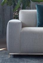 Sofá cama / moderno / de tejido / doble