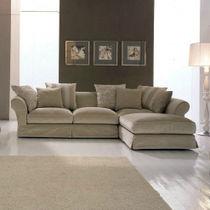 Sofá modular / clásico / de tejido / 2 plazas