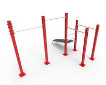 Parque de fitness al aire libre