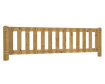 Valla para parque infantil / de barras / de madera