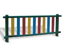 Valla para parque infantil / de barras / de metal