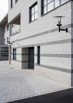 Aplique moderno / de exterior / de aluminio fundido / HID