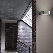 Aplique moderno / de vidrio / de aluminio / de policarbonato