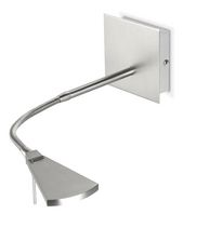 Aplique moderno / de aluminio / LED / con brazo articulado