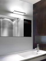 Aplique moderno / para baño / de aluminio / de policarbonato