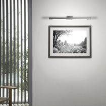 Aplique moderno / de latón / de policarbonato / LED