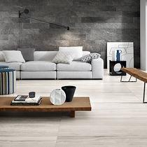 Baldosa de interior / de suelo / de gres porcelánico / con relieve