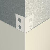 Perfil decorativo metal