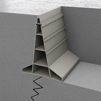 Junta de dilatación de PVC-P / para pavimento