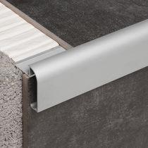 Perfil de acabado de aluminio / para fachada