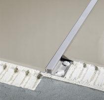 Junta de dilatación de aluminio / de edificios